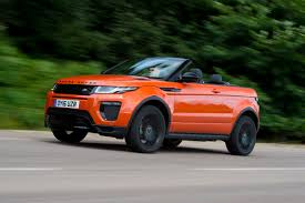land rover convertible range rover evoque convertible 2016 review auto express