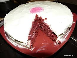 how to make a killer red velvet cake home made by tz