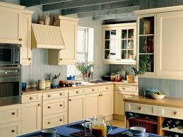 Painting Kitchen Cabinets Blue Cream Painted Kitchen Cabinets Miu Miu Borse Homes Design