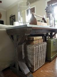 Diy Console Table 10 Diy Console Tables That Will Add An Eye Catching Touch To Your Home