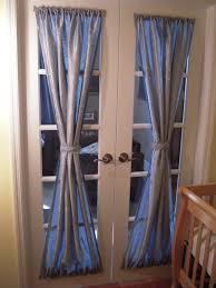 burlap curtains for sliding glass door patio door curtain ideas