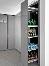 storage cabinet for kitchen accessorized columns dada