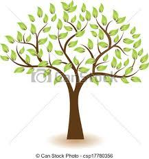 tree symbol tree vector symbol logo illustration clipart vector search