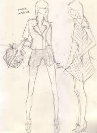 fashion portfolio academy croquis sketches fashion portfolio academy