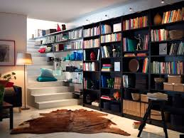 Home Library Design Uk Cupboards And Controversy Ikea Marks 25 Years In The Uk Lamp