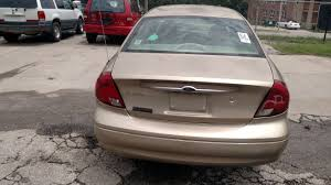 2000 ford taurus no financing davis motors