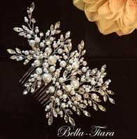 bridal hair comb bridal hair combs