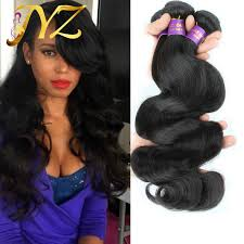 cheap human hair extensions unprocessed peruvian hair weave grade 6a peruvian hair