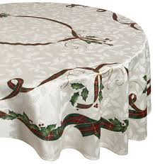 Fine Table Linens by Decor Gorgeous Lenox Tablecloths With Wondrous Decorating For