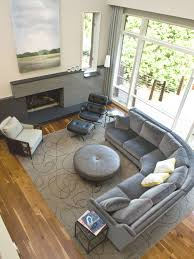 microfiber sectional round sofa houzz