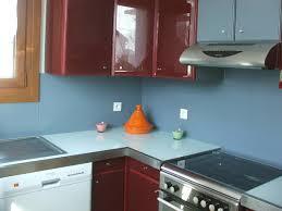 plaque d aluminium pour cuisine rhabiller sa cuisine en plaques de verre galerie photos d article