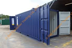 Office Storage Containers - shipping container conversions combined office and storage unit