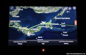 Jet Stream Map Air Canada The Airline Everyone Loves To Hong Kong To