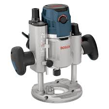 bosch mrp23evs 120 volt 2 3 hp plunge base router power plunge