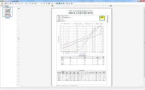 soil report sample lab data management log drafting software novo tech software lab test processing software