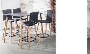 table de cuisine haute avec tabouret table cuisine avec tabouret great table cuisine encastrable une