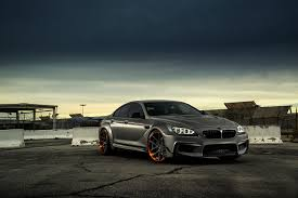 Images Bmw M6 Gran Coupe Jc Customs Matte Grey Cars