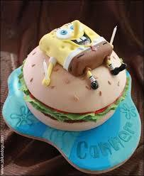 spongebob birthday cake top ten spongebob cake ideas birthday express