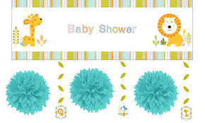 jungle baby shower happy jungle baby shower party supplies party city