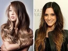 gambar tutorial ombre rambut 14 gambar hair terbaik di pinterest