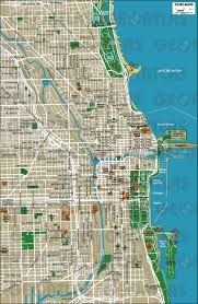 New Orleans Street Map Pdf by Geoatlas City Maps Chicago Map City Illustrator Fully