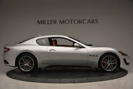 used maserati granturismo for sale 2017 maserati granturismo sport stock w306 for sale near