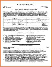 sample resume executive manager sample resume for executive director b tech fresher resume format