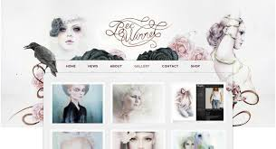 makeup artist portfolios 27 beautiful portfolio website design exles that will make you