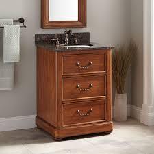 Wooden Bathroom Furniture Mahogany Wood Bathroom Vanity Signature Hardware