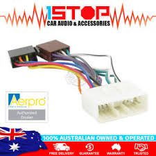iso wiring harness for holden barina tk hatch 2005 2007 holden