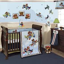 Toys R Us Comforter Sets The Baby Aviator 9 Piece Crib Bedding Set Includes Comforter