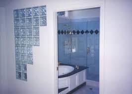 Glass Block Bathroom Designs Kitchen Bath Remodel Portfolio