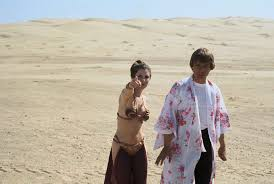 nude carrie fisher naked carrie fisher in return of the jedi u003c ancensored