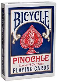 bicycle cards pinochle 1 deck rite aid