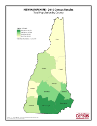 New Hampshire State Map by Vermont Became The 14th State And The First Admitted To The United
