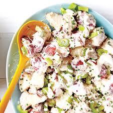 mayo free potato salad recipe myrecipes