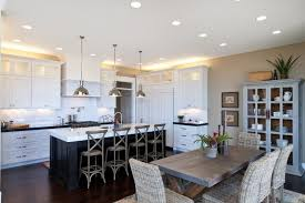 Candlelight Kitchen Cabinets X Base Dining Table Transitional Kitchen Candlelight Homes