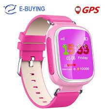 aliexpress location 2017 colorful gps q80 q60 smart watch wristwatch sos call location
