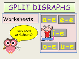 split digraph or magic e by renosparks teaching resources tes