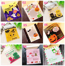 plastic halloween bags 2017 halloween bags for storage multi color u0026 patterns jewelry