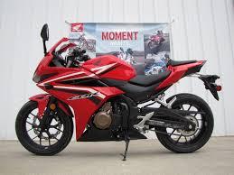 honda cbr500r new 2016 honda cbr500r motorcycles in ottawa oh stock number n a