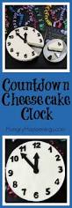 thanksgiving countdown clock countdown to the new year with a black and white cheesecake clock
