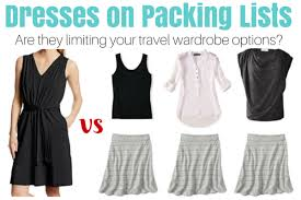 travel dresses images Reader question do dresses limit my ability to mix and match png