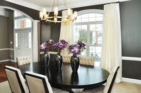 dining room amazing dining rooms with chair rail paint ideas