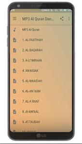 download mp3 al quran dan terjemahannya download mp3 al quran dan terjemahan for pc windows and mac apk 1 0