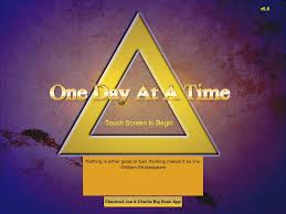 one day at a time alcoholics anonymous aa app ranking and
