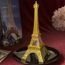 eiffel tower table centerpieces eiffel tower centerpiece gold glitter colorful led lights table