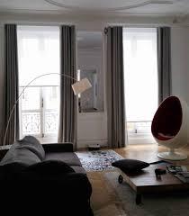 Rideaux Pour Grandes Fenetres by Etofea Des Rideaux Sur Mesure Haut De Gamme Pour Un Appartement
