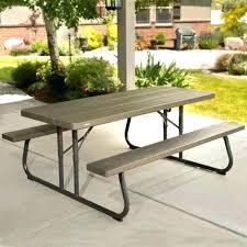 lifetime foldable picnic table lifetime kids picnic table with benches lifetime kids picnic table