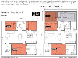 1 Bedroom Plus Den Meaning The Three Bedroom Challenge Space In Short Supply For Vancouver